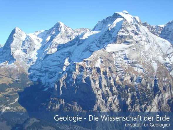 Titelbild: Institut für Geologie
